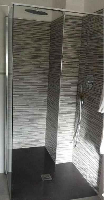 Piatto doccia filo pavimento ristrutturazioni bagni bologna - Piatto doccia incassato nel pavimento ...